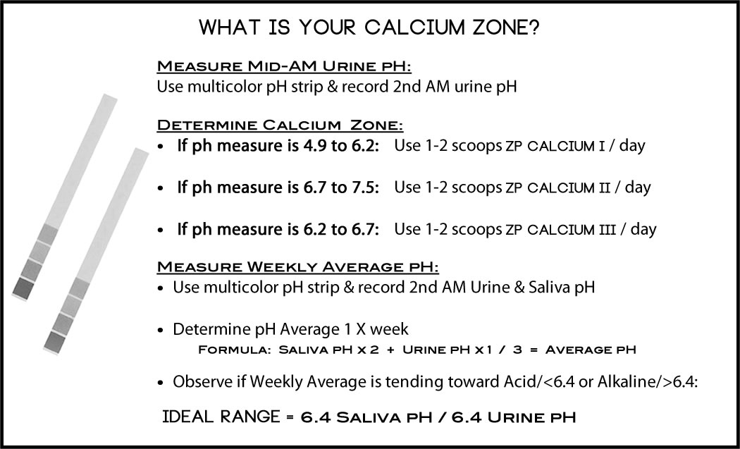 Zero Point No  10 - Calcium III 227 grams