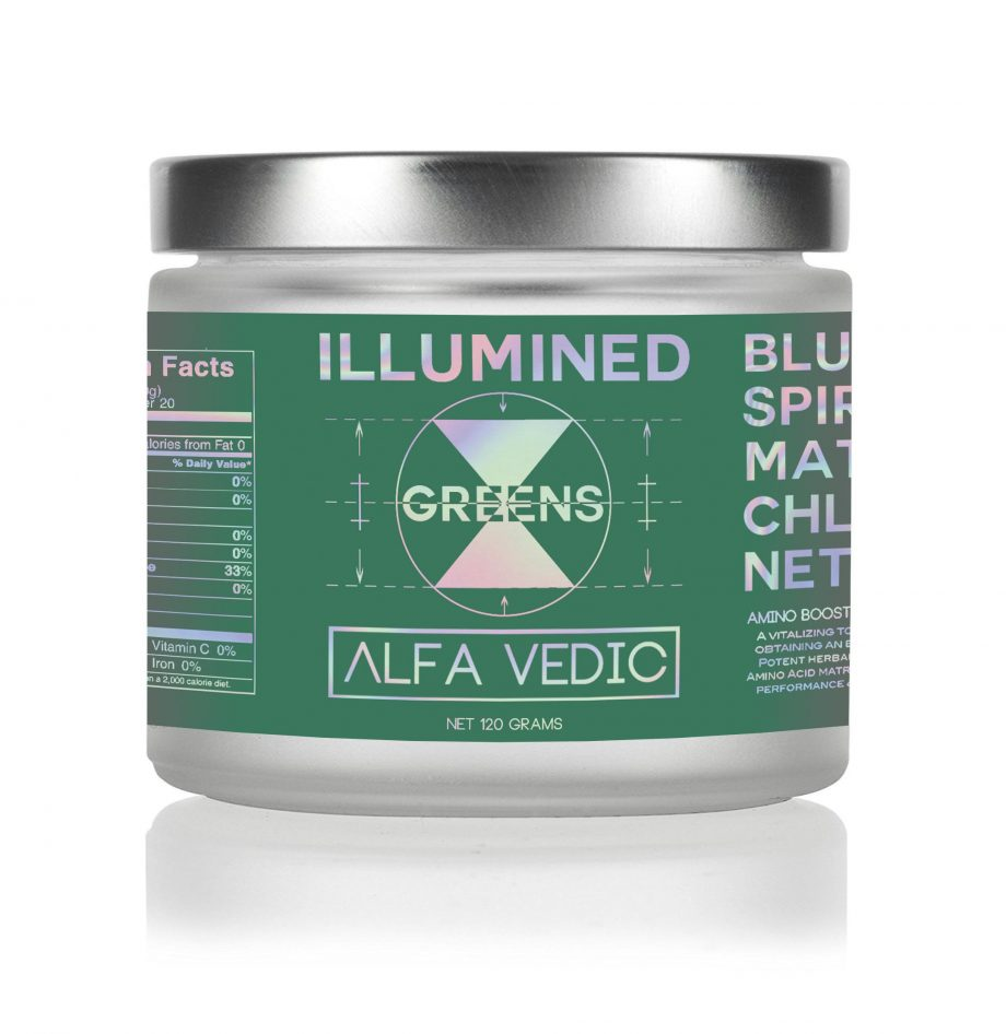 Alfa Vedic Illumined Greens